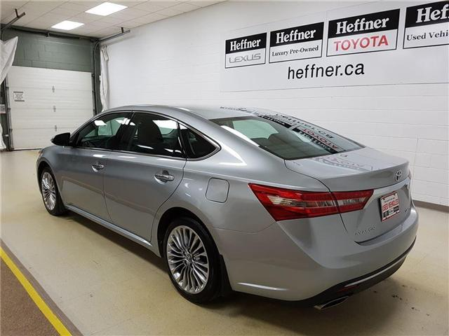 2017 Toyota Avalon  (Stk: 185501) in Kitchener - Image 6 of 24