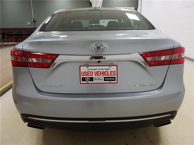 2017 Toyota Avalon  (Stk: 185501) in Kitchener - Image 8 of 24