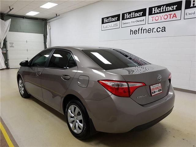 2014 Toyota Corolla  (Stk: 185500) in Kitchener - Image 6 of 21