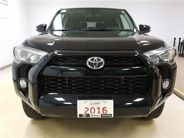 2016 Toyota 4Runner SR5 (Stk: 185524) in Kitchener - Image 7 of 24