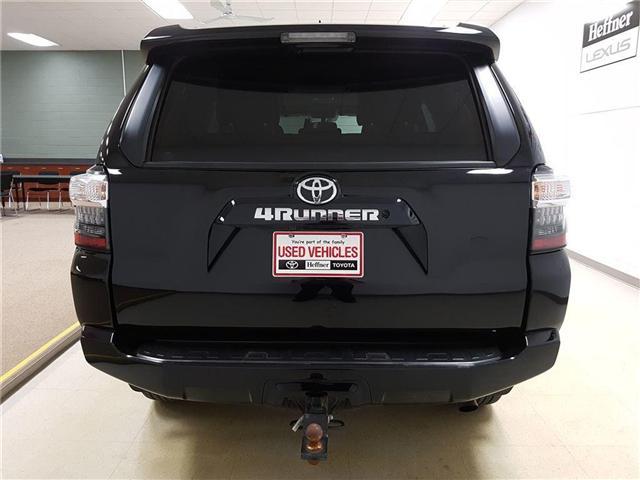 2016 Toyota 4Runner SR5 (Stk: 185524) in Kitchener - Image 8 of 24