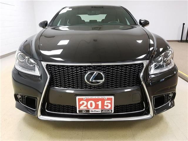 2015 Lexus LS 460 Base (Stk: 187132) in Kitchener - Image 7 of 23