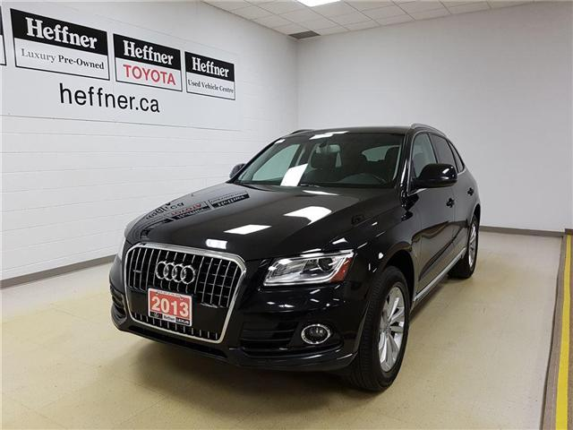 2013 Audi Q5  (Stk: 187139) in Kitchener - Image 1 of 20