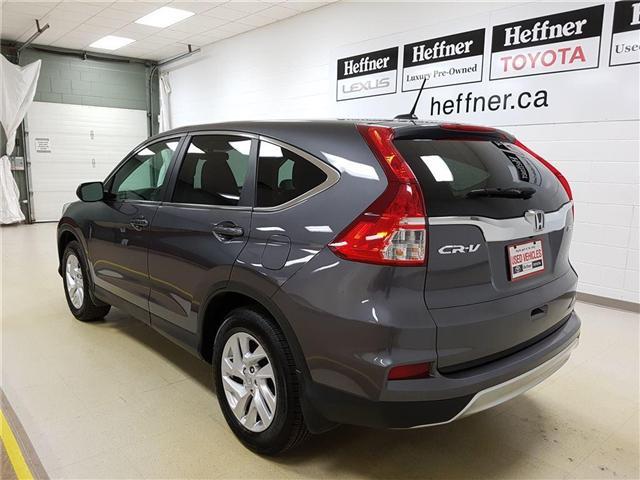 2016 Honda CR-V EX-L (Stk: 185516) in Kitchener - Image 6 of 20