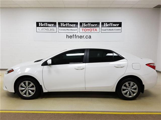 2015 Toyota Corolla LE (Stk: 185473) in Kitchener - Image 5 of 21