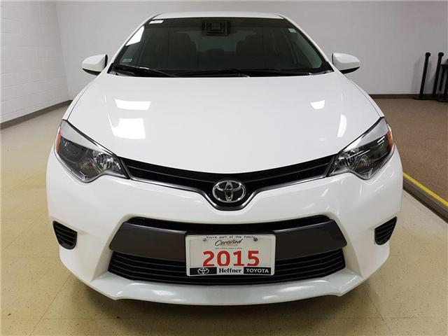 2015 Toyota Corolla LE (Stk: 185473) in Kitchener - Image 7 of 21