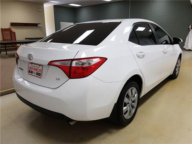 2015 Toyota Corolla LE (Stk: 185473) in Kitchener - Image 9 of 21