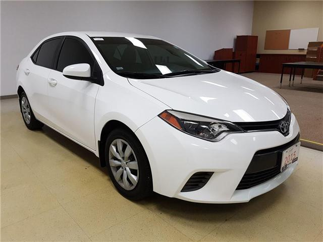 2015 Toyota Corolla LE (Stk: 185473) in Kitchener - Image 10 of 21