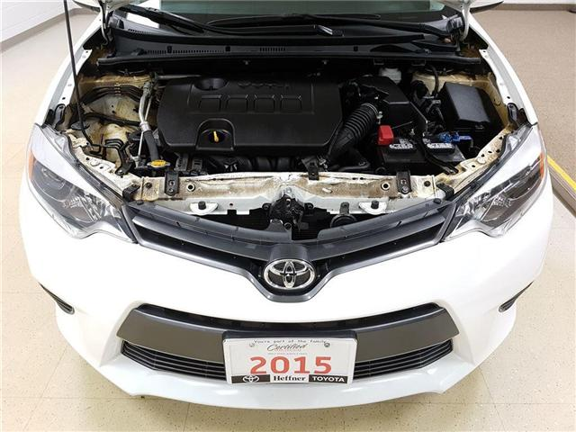 2015 Toyota Corolla LE (Stk: 185473) in Kitchener - Image 20 of 21