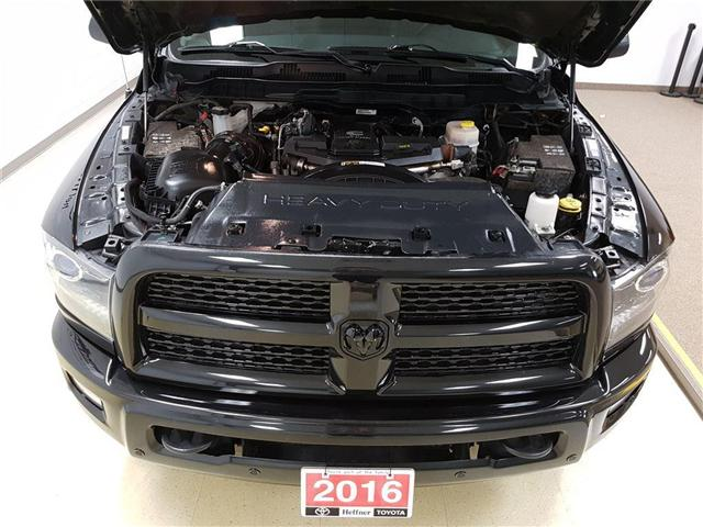 2016 RAM 2500 Laramie (Stk: 185383) in Kitchener - Image 22 of 23
