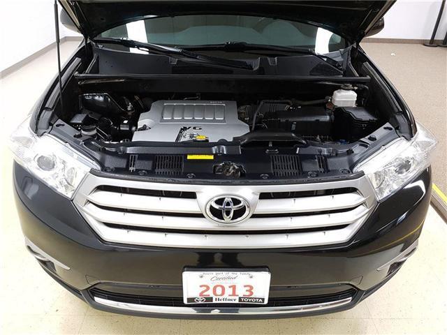 2013 Toyota Highlander  (Stk: 185545) in Kitchener - Image 22 of 23