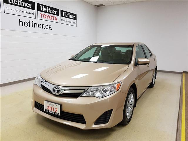2012 Toyota Camry  (Stk: 185549) in Kitchener - Image 1 of 19