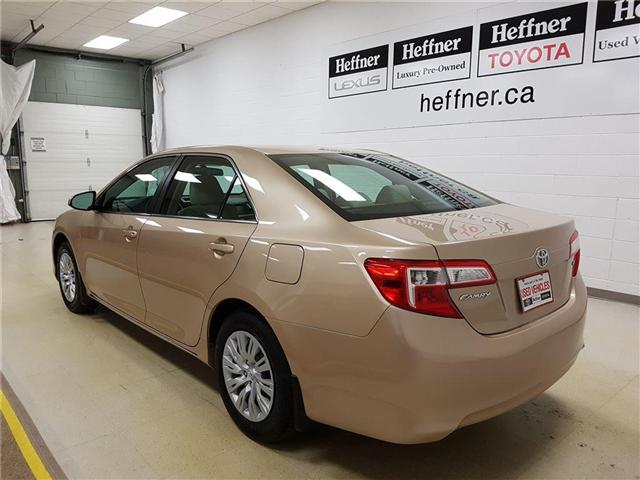 2012 Toyota Camry  (Stk: 185549) in Kitchener - Image 6 of 19