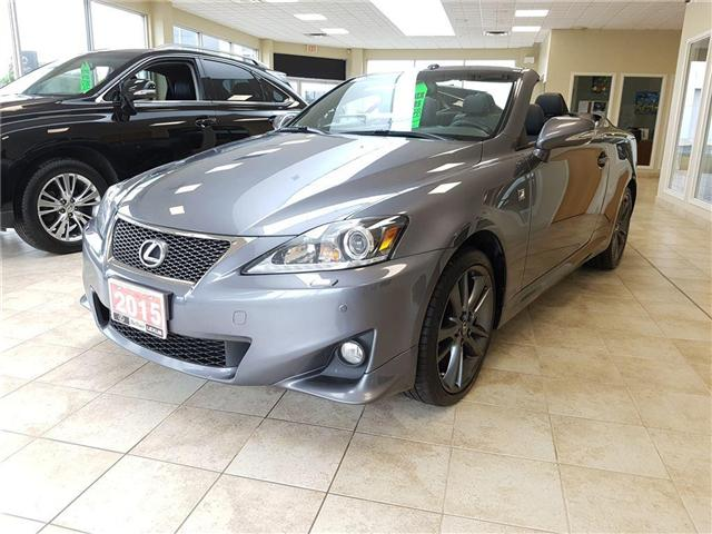 2015 Lexus IS 250C Base (Stk: 187142) in Kitchener - Image 1 of 22