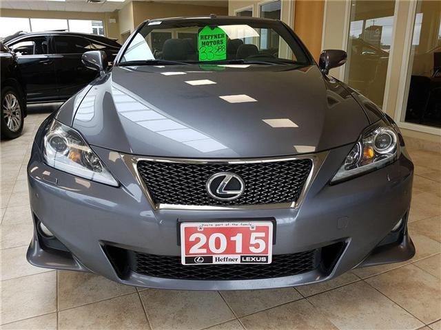 2015 Lexus IS 250C Base (Stk: 187142) in Kitchener - Image 7 of 22
