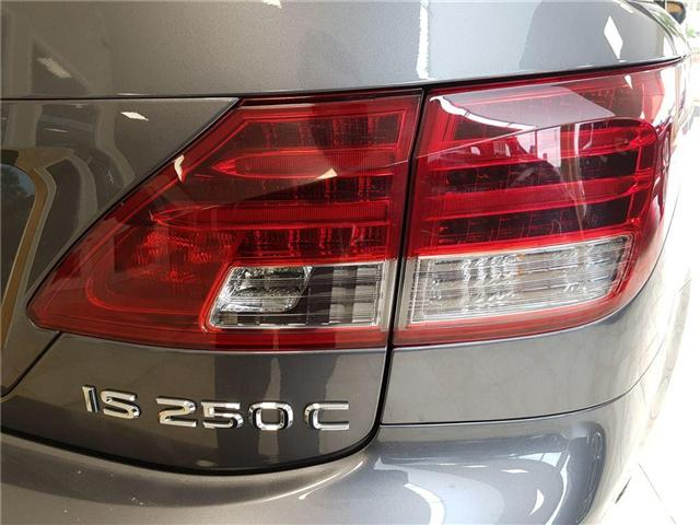 2015 Lexus IS 250C Base (Stk: 187142) in Kitchener - Image 12 of 22