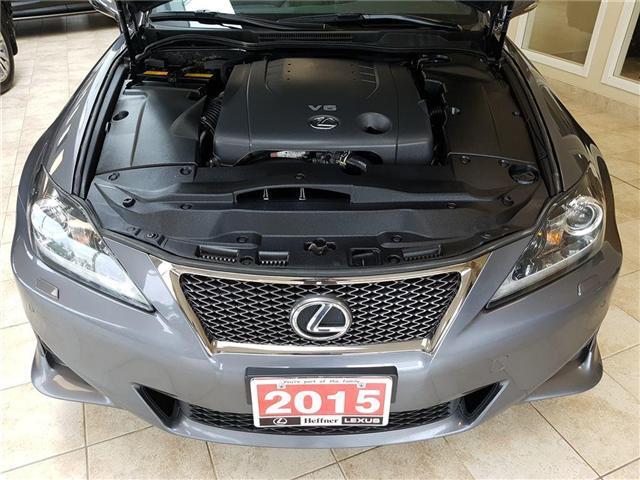 2015 Lexus IS 250C Base (Stk: 187142) in Kitchener - Image 21 of 22