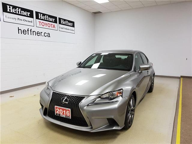 2016 Lexus IS 300 Base (Stk: 187141) in Kitchener - Image 1 of 22