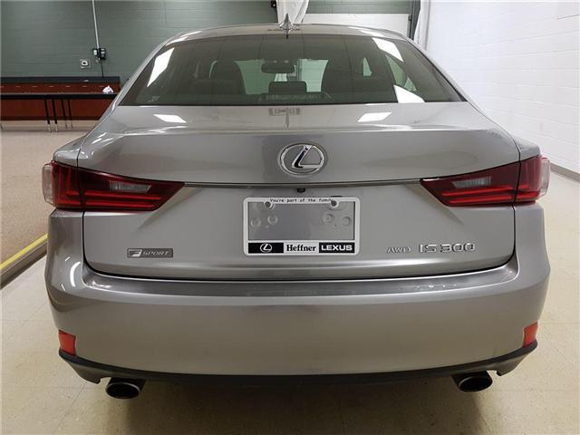 2016 Lexus IS 300 Base (Stk: 187141) in Kitchener - Image 8 of 22