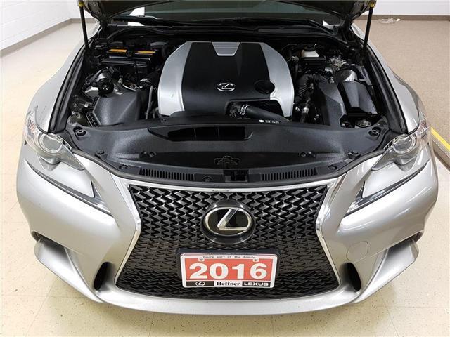 2016 Lexus IS 300 Base (Stk: 187141) in Kitchener - Image 21 of 22