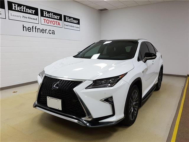 2017 Lexus RX 450h Base (Stk: 173703) in Kitchener - Image 1 of 25