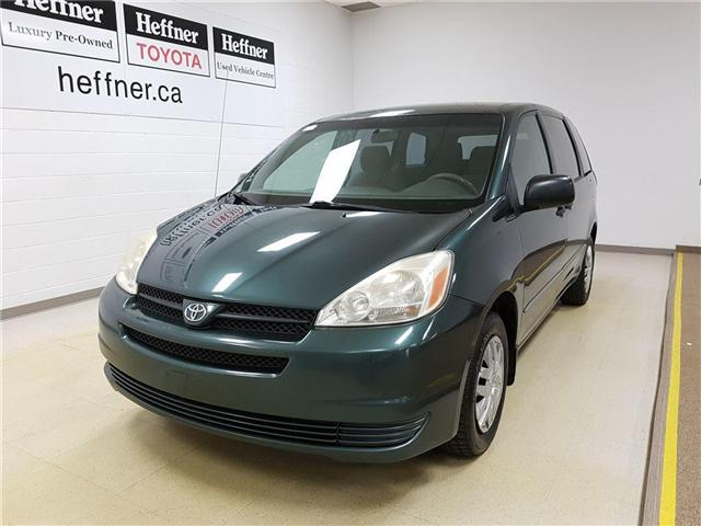 2005 Toyota Sienna  (Stk: 185462) in Kitchener - Image 1 of 20