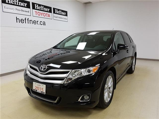2015 Toyota Venza Base (Stk: 185547) in Kitchener - Image 1 of 20