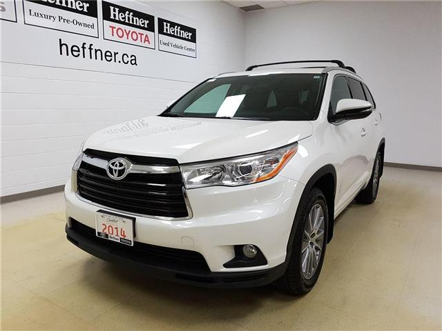 2014 Toyota Highlander  (Stk: 185568) in Kitchener - Image 1 of 24