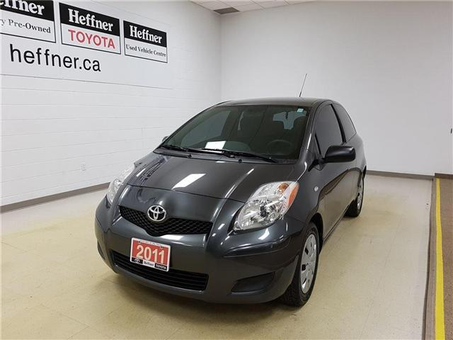 2011 Toyota Yaris CE (Stk: 185592) in Kitchener - Image 1 of 19