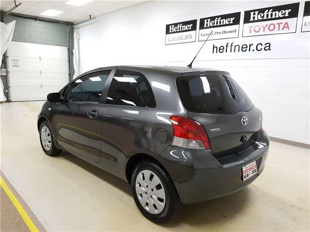 2011 Toyota Yaris CE (Stk: 185592) in Kitchener - Image 6 of 19