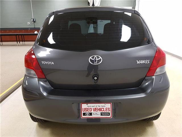 2011 Toyota Yaris CE (Stk: 185592) in Kitchener - Image 8 of 19