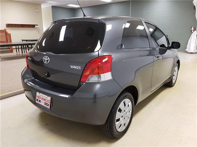 2011 Toyota Yaris CE (Stk: 185592) in Kitchener - Image 9 of 19
