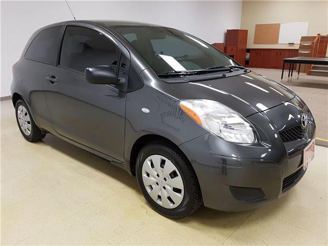 2011 Toyota Yaris CE (Stk: 185592) in Kitchener - Image 10 of 19