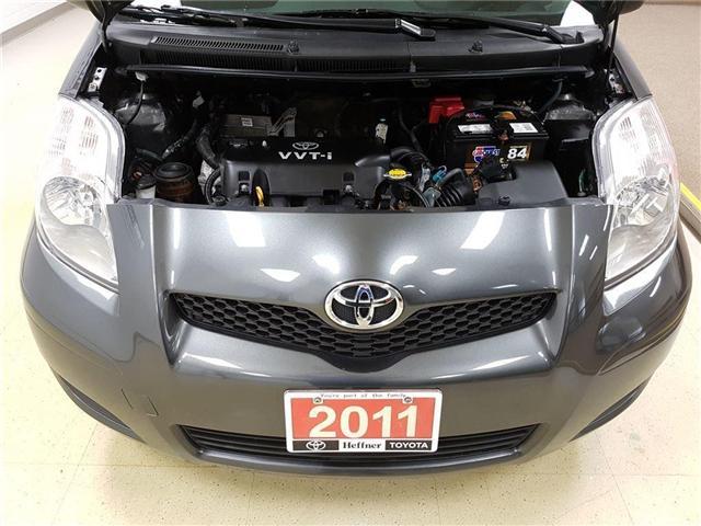 2011 Toyota Yaris CE (Stk: 185592) in Kitchener - Image 18 of 19