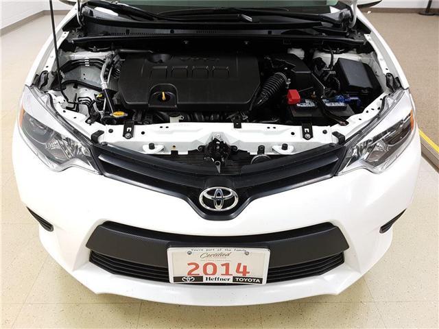 2014 Toyota Corolla  (Stk: 185594) in Kitchener - Image 20 of 21