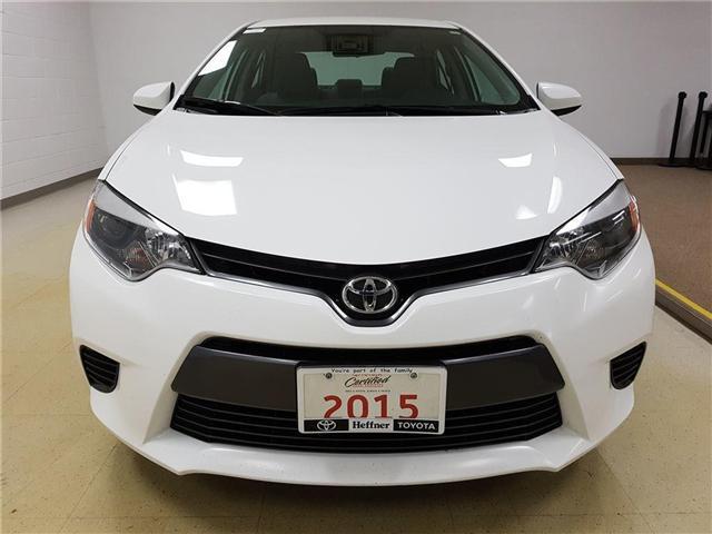 2015 Toyota Corolla  (Stk: 185599) in Kitchener - Image 7 of 21
