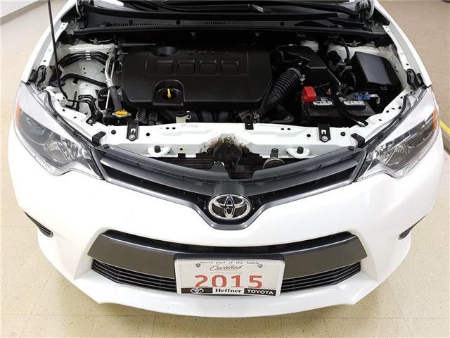 2015 Toyota Corolla  (Stk: 185599) in Kitchener - Image 20 of 21