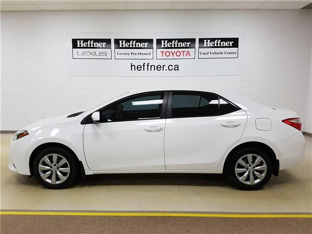 2015 Toyota Corolla LE (Stk: 185596) in Kitchener - Image 5 of 21