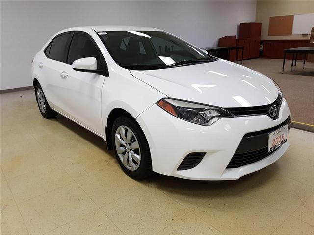 2015 Toyota Corolla LE (Stk: 185596) in Kitchener - Image 10 of 21