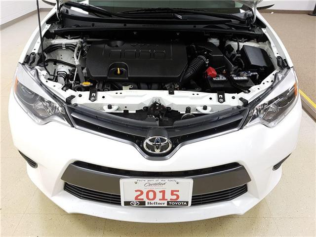 2015 Toyota Corolla LE (Stk: 185596) in Kitchener - Image 20 of 21