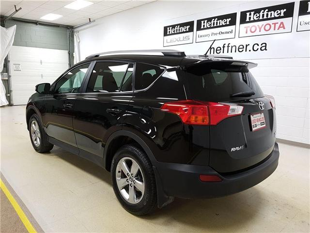 2015 Toyota RAV4  (Stk: 185552) in Kitchener - Image 6 of 21