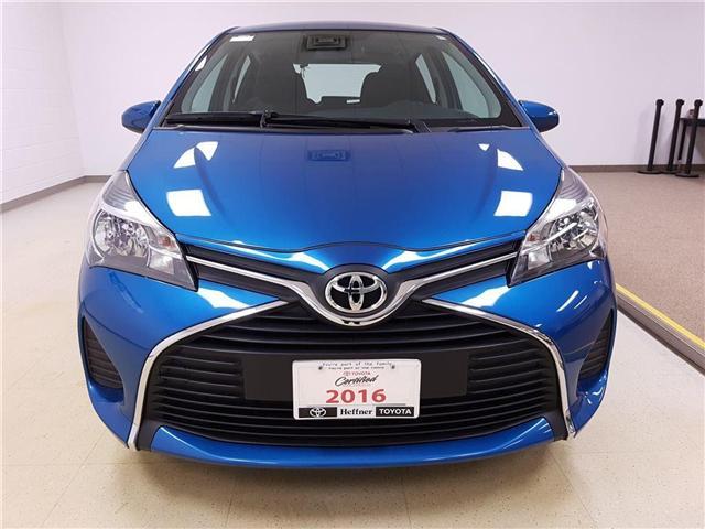2016 Toyota Yaris  (Stk: 185073) in Kitchener - Image 7 of 19