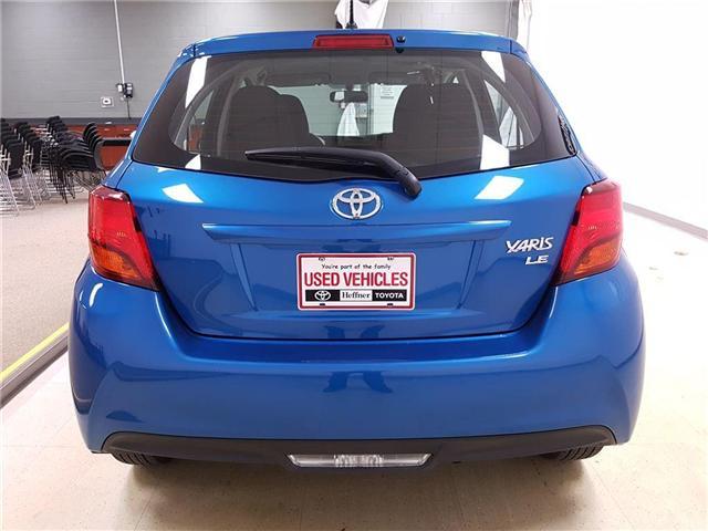 2016 Toyota Yaris  (Stk: 185073) in Kitchener - Image 8 of 19