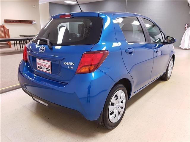 2016 Toyota Yaris  (Stk: 185073) in Kitchener - Image 9 of 19