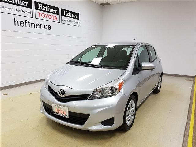 2014 Toyota Yaris  (Stk: 185572) in Kitchener - Image 1 of 19