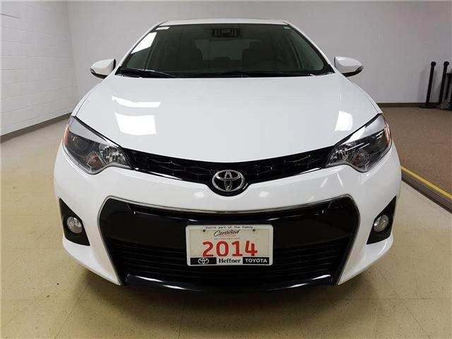 2014 Toyota Corolla  (Stk: 185579) in Kitchener - Image 7 of 21