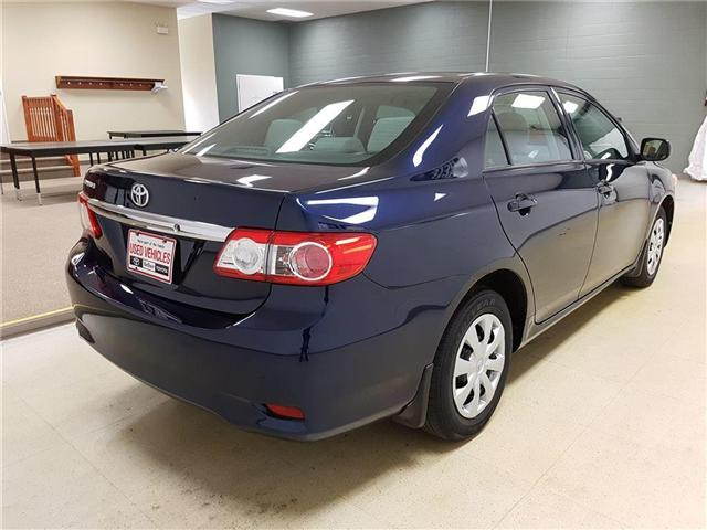 2013 Toyota Corolla  (Stk: 185586) in Kitchener - Image 9 of 19
