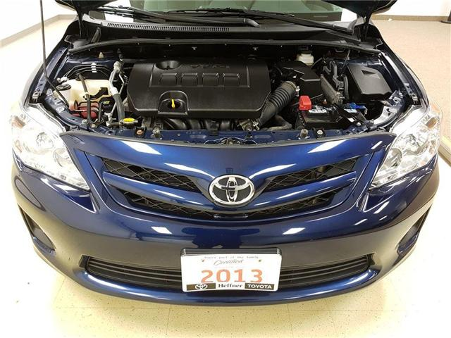 2013 Toyota Corolla  (Stk: 185586) in Kitchener - Image 18 of 19