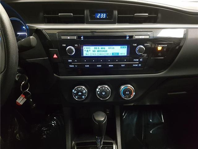 2016 Toyota Corolla CE (Stk: 185634) in Kitchener - Image 4 of 19