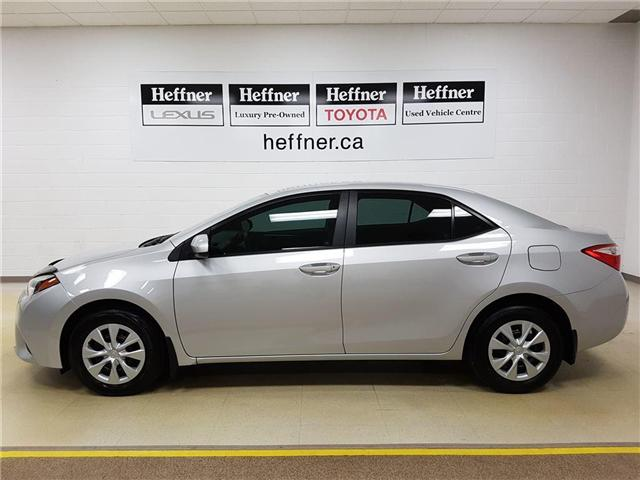 2016 Toyota Corolla CE (Stk: 185634) in Kitchener - Image 5 of 19